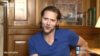 SKY1HD The Glee Project Teaser - Interview with Zach Woodlee and Dante Diloreto
