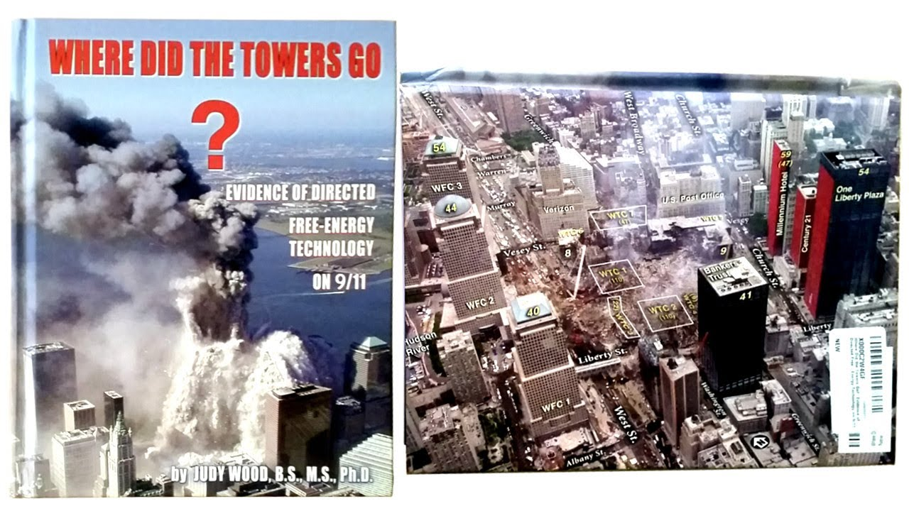 ✈️#911Truth Part 1: Introduction, Dr  Judy Wood, & #FreeEnergy
