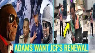 Reneto Adams Says JCF Needs To Be Rebuild From Scratch+ Rygin King Responds