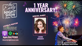S6 Ep10 Tony Winner Laura Benanti talks her new album and performs with Joshua Turchin