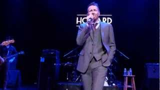 """Scott Weiland - """"Paralysis"""" Live at The Howard Theatre on 3/11/13, Song #4"""