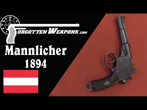 Mannlicher Model 1894 Pistols