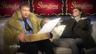 Joe Lycett's Story Time with iBoy and GOT star Maisie Williams