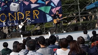 2016 11/4 新月祭ライブ 関西学院大学上ヶ原キャンパス中央芝生で行われ...