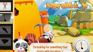 I Spy With Lola: A Fun Clue Game for Kids!
