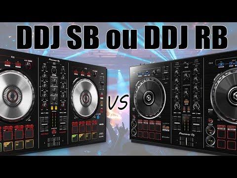 DDJ SB ou DDJ RB Qual Escolher? Segredos dos Djs
