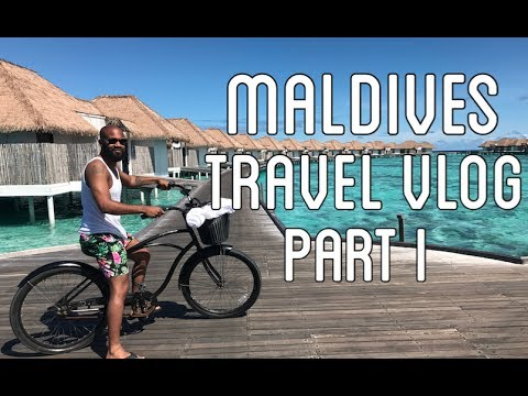 Maldives Travel Vlog: Part I