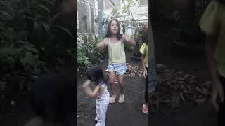Lets dance brey ate angel and ate dada