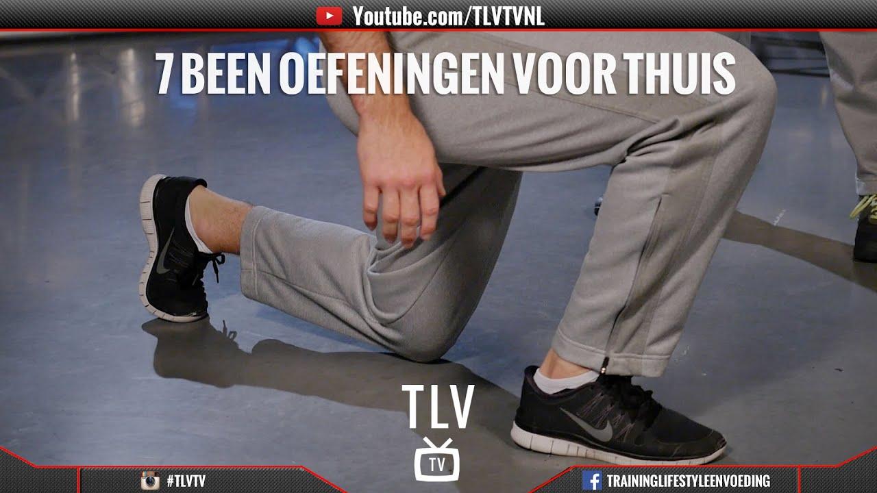 7 Been Oefeningen Voor Thuis Youtube