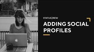 Learn To Add Social Media Profiles In Statusbrew screenshot 4