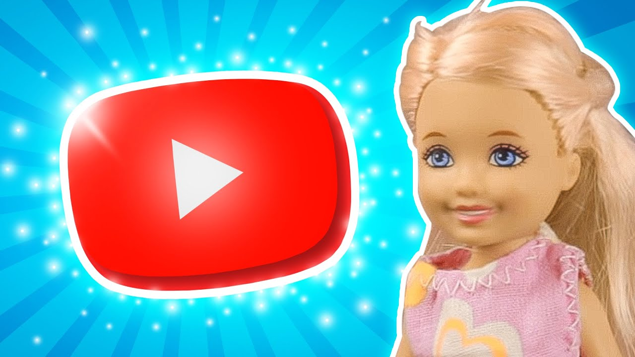 Barbie - Chelsea's YouTube Channel   Ep.35