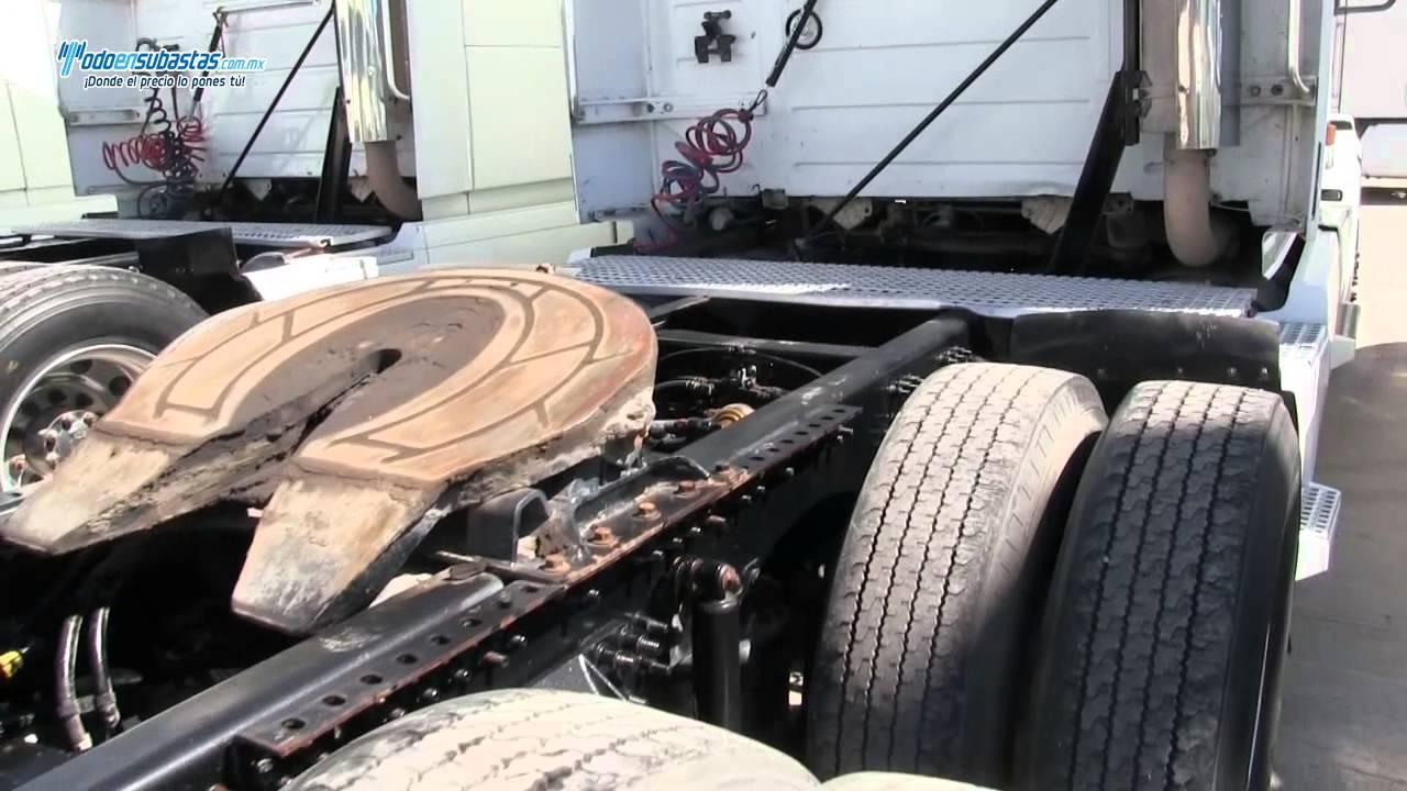 Volvo / Tracto Quinta Rueda VNL64T-630 450HP / 2007 - YouTube