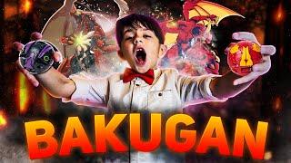 Get Matt plays Bakugan BAKUGAN BATTLE