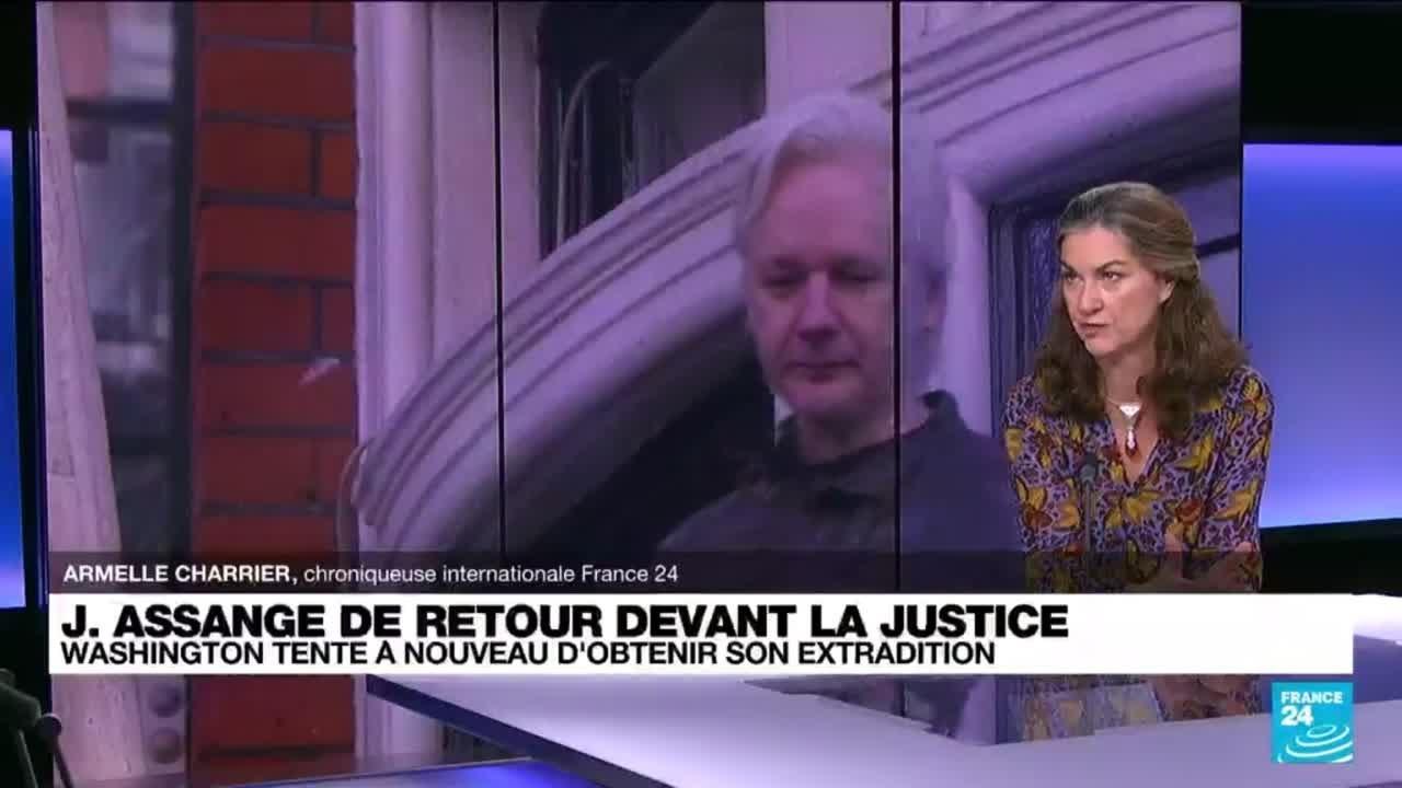 WikiLeaks : Julian Assange risque 175 ans de prison s'il est jugé sur le sol américain