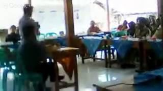 Pemaparan RPJM Desa Dermaji