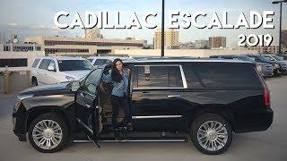 Cadillac ESCALADE Platinum 2019: Conheça a versão TOP DE LINHA do famoso FULL-SIZE SUV nos EUA