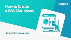 How to Create a Web Dashboard