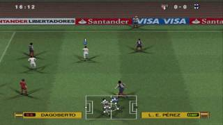 Pro Evolution Soccer 2011 (PES2011) on PCSX2 0.9.7 - Playstation 2 Emulator