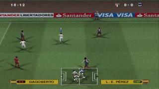 Pro Evolution Soccer 2011 (PES2011) on PCSX2 0.9.7 - Playstation 2 Emulator
