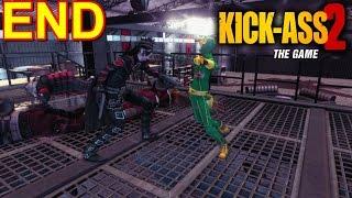 Kick-Ass 2 PS3 Gameplay #10: Kick-Ass vs The MotherF*cker [ENDING]