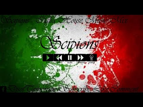 Scipions italian house music mix youtube for Italian house music