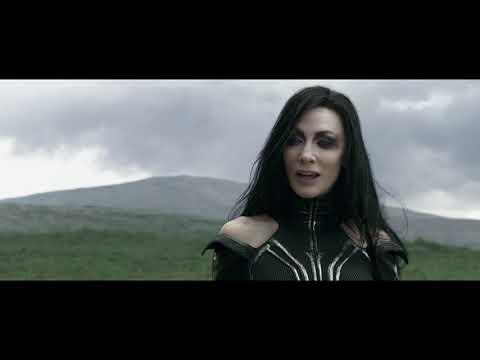 """Thor: Ragnarok - """"Kneel Before Your Queen"""" Film Clip"""