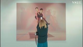 Шарлотта навсегда: презентация апрельского номера Vogue UA