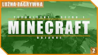 'Minecraft Techniczny' | Minecraft - S1 | Ep.2 - Dojarki