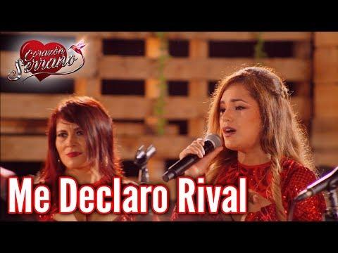 Corazón Serrano - Me Declaro Rival (En Vivo)