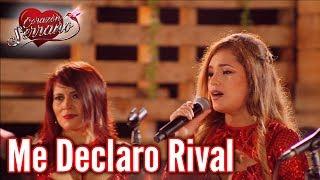 Corazón Serrano - Me Declaro Rival   En Piura
