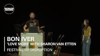 Bon Iver & Sharon Van Etten - Love More - Boiler Room x David Lynch's Festival of Disruption thumbnail