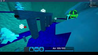 Roblox - Fe2 Map Test Icy Forest (By NexixRblx) (Very Hard Crazy)