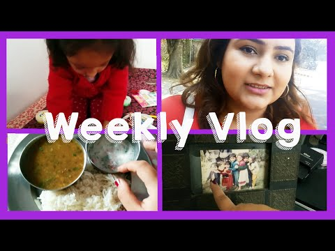 WEEK in my life VLOG {Delhi fashion blogger}