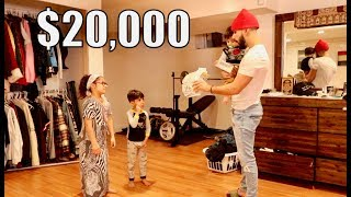 SELLING MY NEPHEW FOR $20,000!! (Social Experiment)