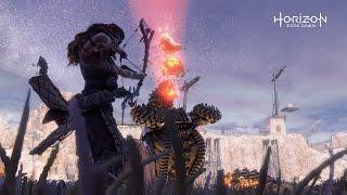 Hoizon Zero Dawn - Blood On Stone - Kill The Rockbreaker EASY - Side Quest