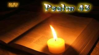 (19) Psalm 43 - Holy Bible (KJV)