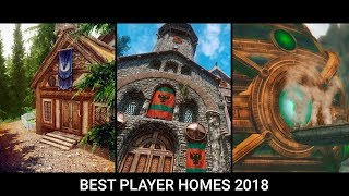 Skyrim - Top 10 Best Player Home & Castle Mods of 2018