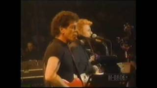 LOU REED & DAVID BOWIE - Dirty Blvd.