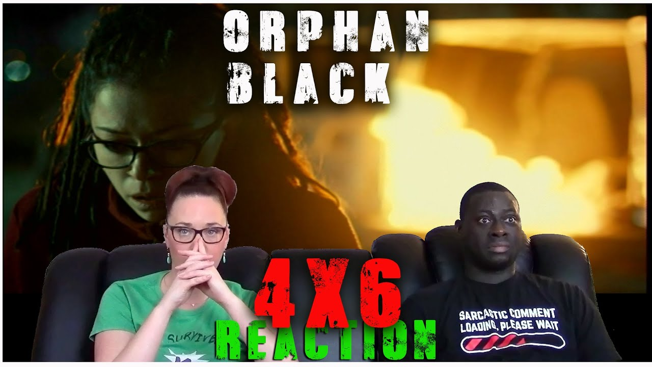 Download ORPHAN BLACK 4X6 The Scandal of Altruism REACTION (FULL Reactions on Patreon)