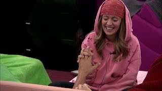 Big Brother  Faysal And Kaitlyn Play Copycat  Live Feed Highlight