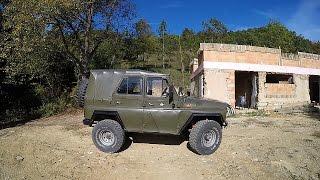 Турбированный УАЗ 469