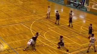 小学生バスケ
