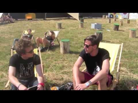 Oliver Koletzki im Interview mit motor.de auf dem Melt! Festival 2013