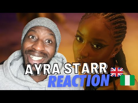 UK REACTION TO AYRA STARR – AWAY OFFICIAL MUSIC VIDEO [FIRST TIME]