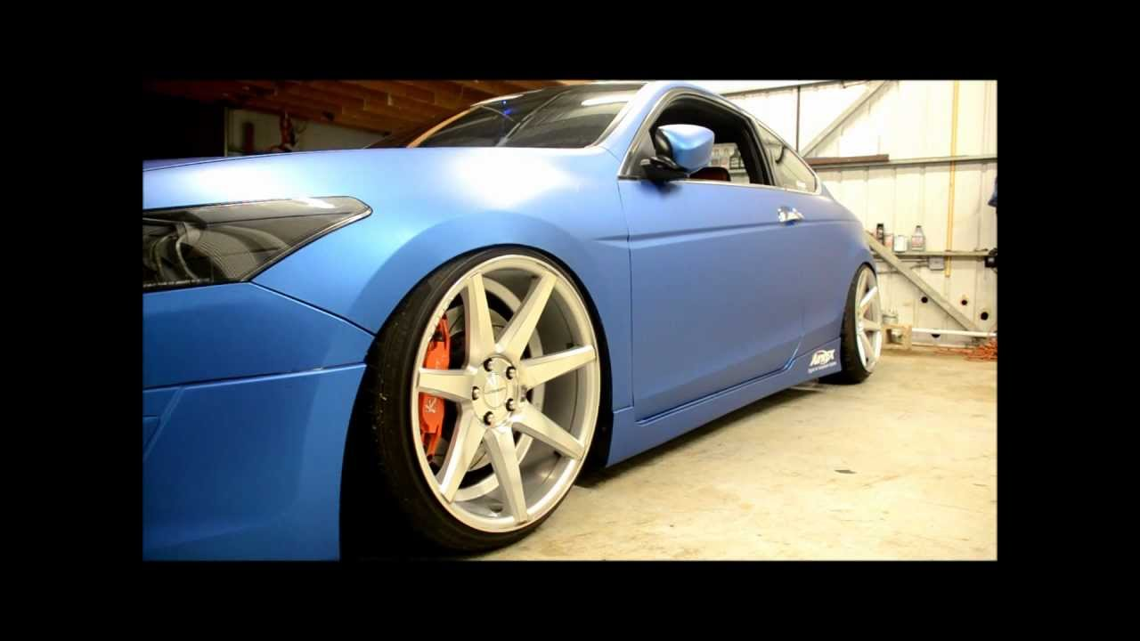 AirREX Digital Air Suspension, Review for 2010 Honda ...