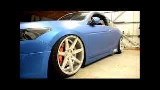 AirREX Digital Air Suspension, Review for 2010 Honda Accord Coupe