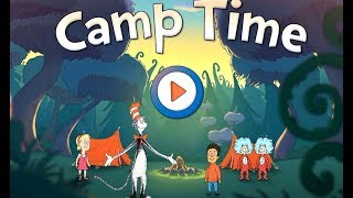 Dr. Seuss The Cat in the Hat Games Camp Time | Online Game by PBS Kids