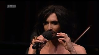 Conchita Wurst ( ORF3, Pop meets Opera,17.05.2015)