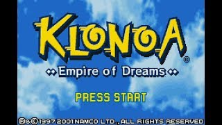 James & Friends Look-At: Klonoa - Empire of Dreams (GBA)