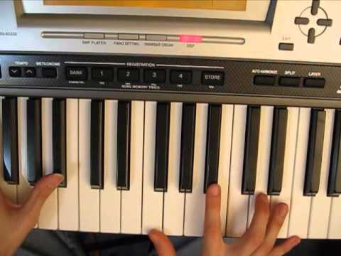 Every Rose Has Its Thorn Piano Tutorial Youtube